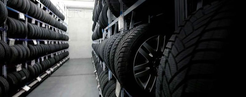 BMW Tire Service in Houston
