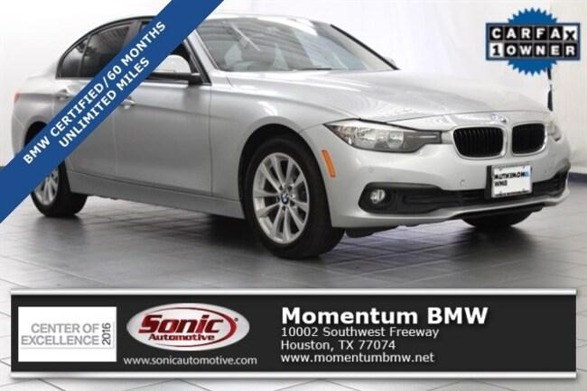 Certified Used 2016 BMW 320i i Sedan in Houston
