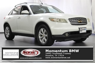 Used 2004 INFINITI FX35 4dr 2WD SUV T4X110554 for sale near Houston