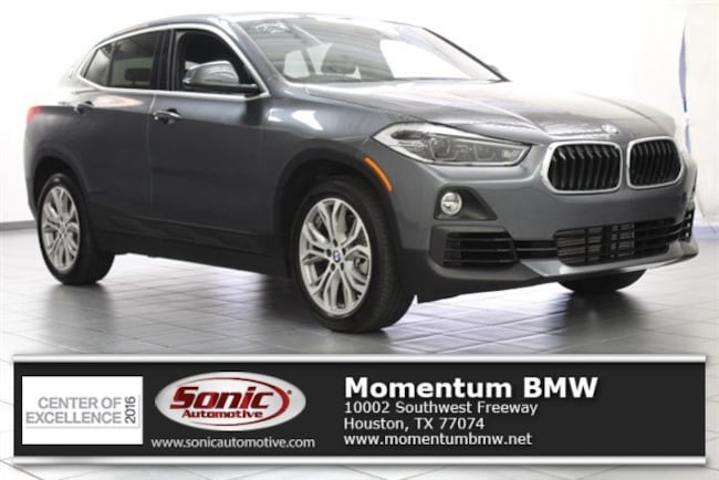 Used 2018 BMW X2 sDrive28i Sports Activity Coupe in Houston