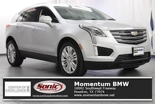 Used 2019 CADILLAC XT5 Premium Luxury FWD SUV for sale in Houston