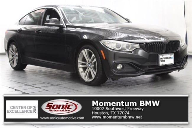 Used 2016 BMW 428i 428i Gran Coupe in Houston