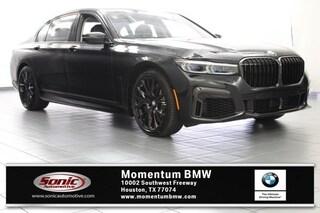 New 2020 BMW M760i xDrive Sedan in Houston