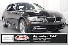 New 2018 BMW 330i Sedan for sale in Houston