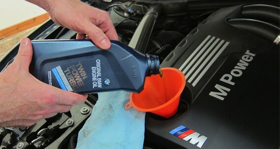 How Much Is An Oil Change For A Bmw >> Bmw Oil Changes In Houston Momentum Bmw