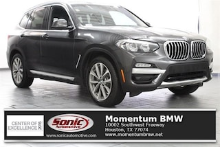 Used 2019 BMW X3 sDrive30i SAV for sale in Houston