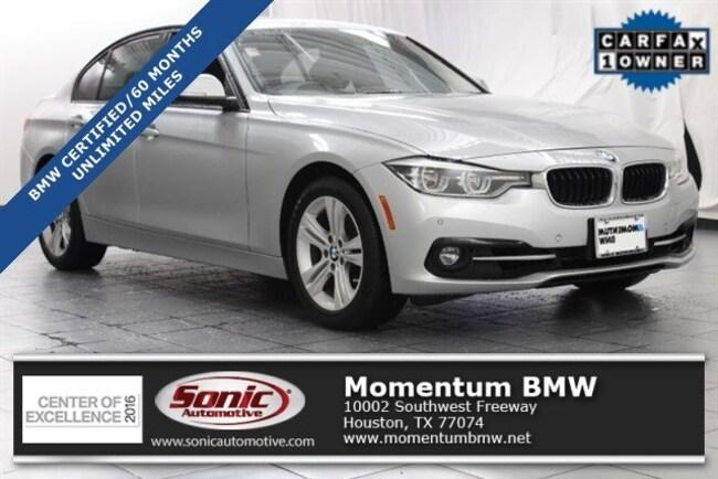 Certified Used 2016 BMW 328i Sedan in Houston