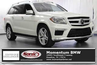 Used 2014 Mercedes-Benz GL-Class GL 550 SUV for sale in Houston