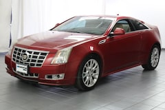 Used 2013 CADILLAC CTS Premium Coupe for sale in Houston