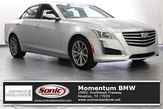 Used 2019 CADILLAC CTS 3.6L Luxury Sedan for sale in Houston