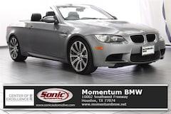 2012 BMW M3 2dr Conv Convertible