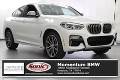 New 2019 BMW X4 M40i Sports Activity Coupe for sale in Houston