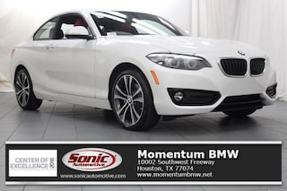 Used 2018 BMW 230i Coupe in Houston