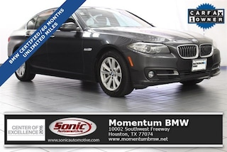 Certified 2016 BMW 528i Sedan in Houston