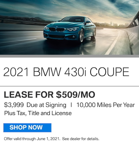 New Vehicle Special - 430i
