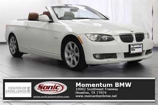 Used 2010 BMW 335i Convertible for sale in Houston