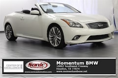 Used 2012 INFINITI G37 Base Convertible for sale in Houston