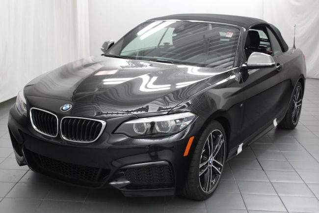 New 2019 Bmw M240i For Sale In Houston Tx Stock Kvc28490