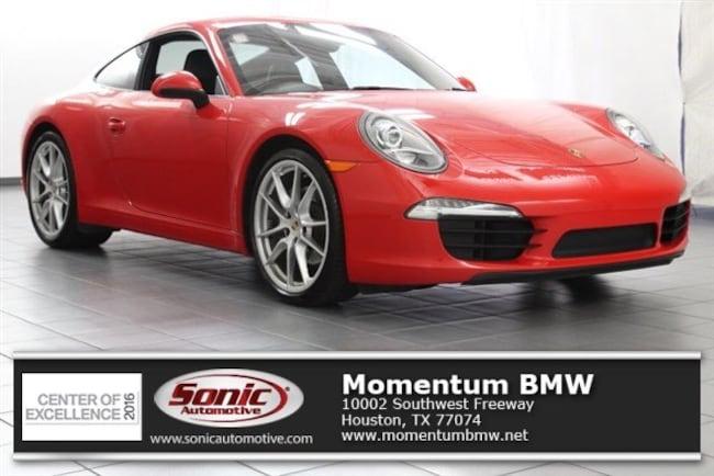Used 2013 Porsche 911 Carrera Coupe in Houston