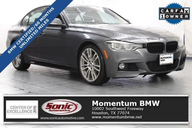 Certified Used 2016 BMW 340i Sedan in Houston
