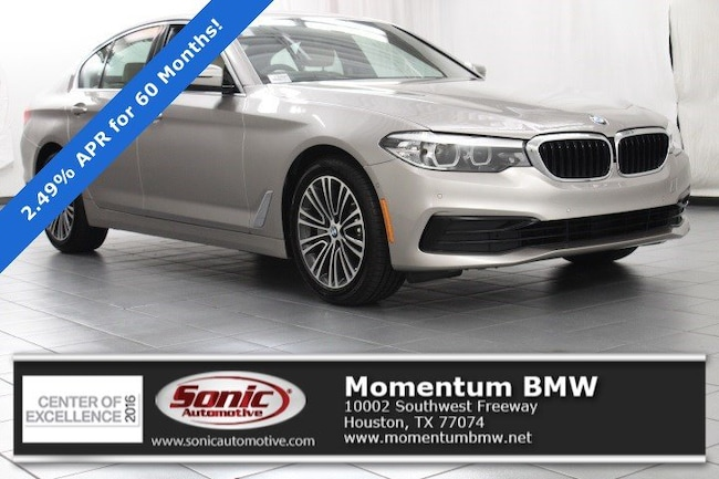 Used 2019 BMW 530i Sedan in Houston
