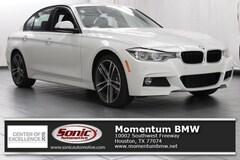 New 2018 BMW 340i Sedan for sale in Houston