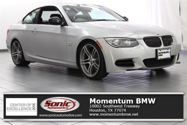 Used 2013 BMW 335is Coupe in Houston