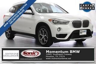 Certified 2016 BMW X1 xDrive28i SUV in Houston