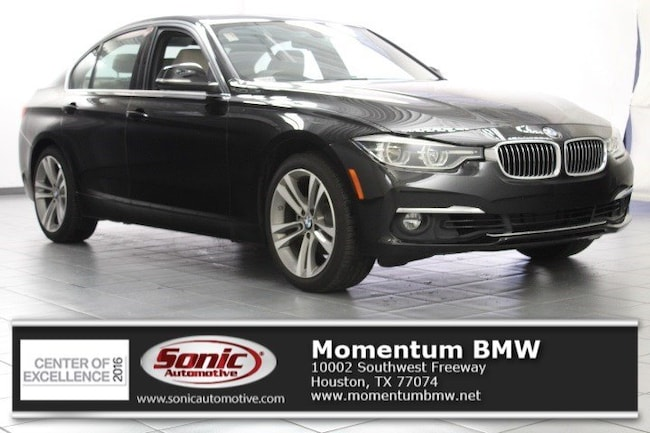 New 2018 BMW 330i Sedan in Houston