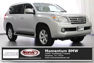 Used 2010 LEXUS GX 460 Base SUV for sale in Houston