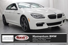 New 2019 BMW 640i Gran Coupe for sale in Houston