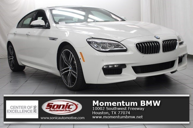 New 2019 BMW 640i Gran Coupe in Houston