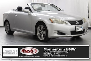 Used 2010 LEXUS IS 250C Base Convertible for sale in Houston