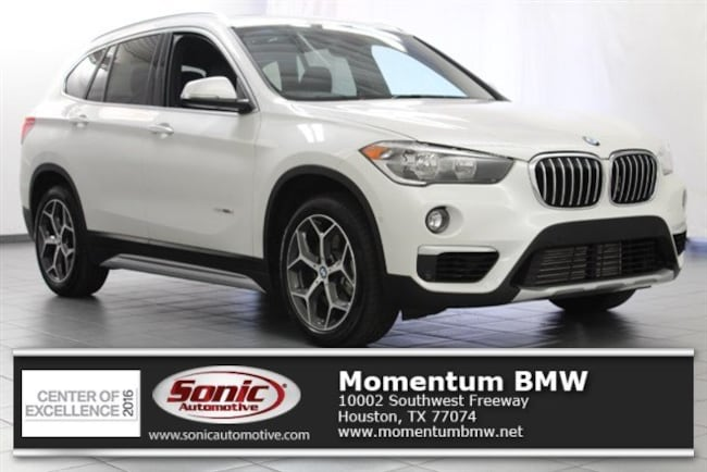 Used 2018 BMW X1 xDrive28i SAV in Houston