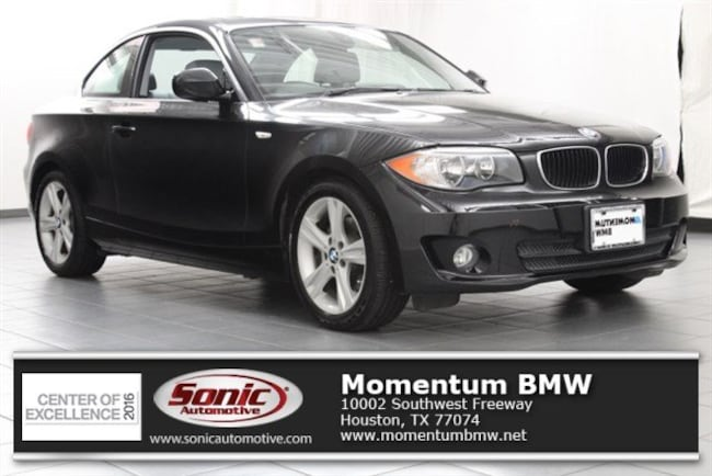 Used 2012 BMW 128i Coupe in Houston