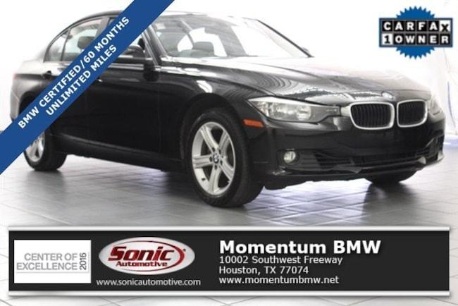 Certified Used 2015 BMW 328i Sedan in Houston