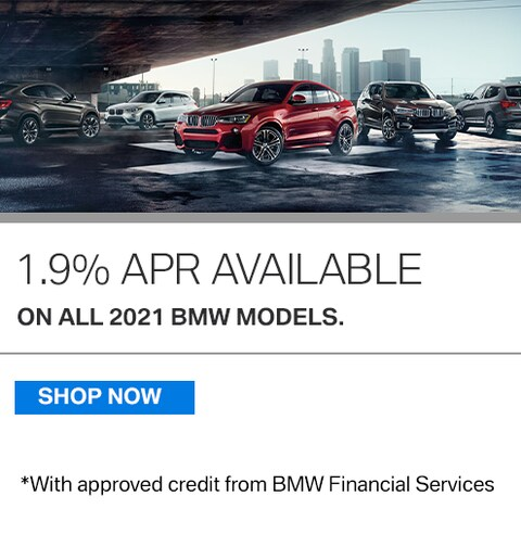 New Vehicle Special - 1.9% APR