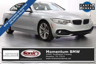Certified 2016 BMW 428i 428i Gran Coupe in Houston