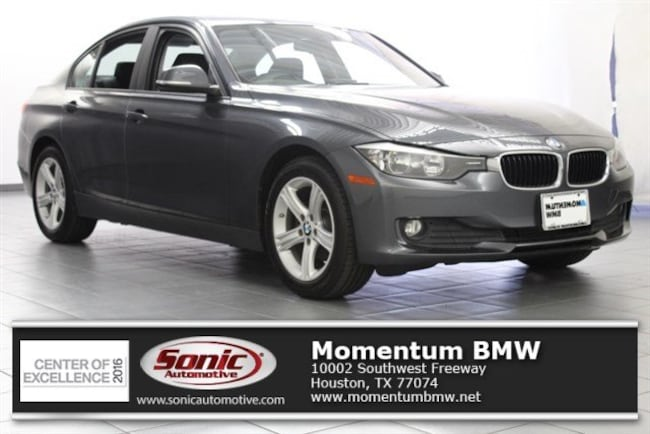 Used 2015 Bmw 320i Xdrive For Sale In Houston Tx Stock