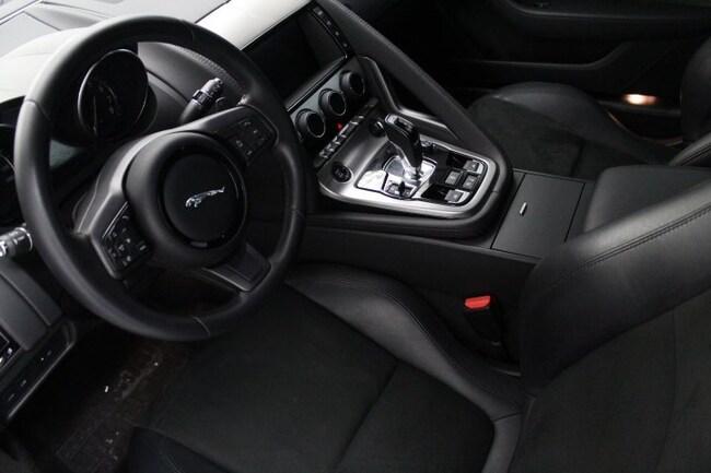 Used 2017 Jaguar F-TYPE Premium Convertible in Houston