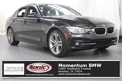 New 2018 BMW 330i Sedan for sale in Houston