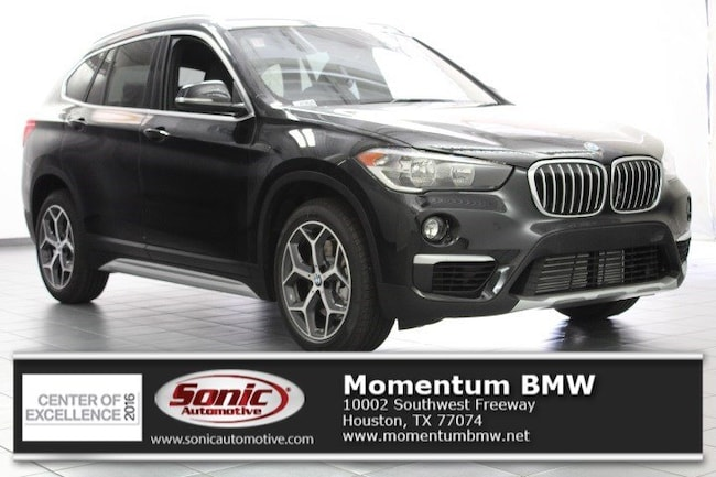 New 2018 BMW X1 sDrive28i SAV in Houston