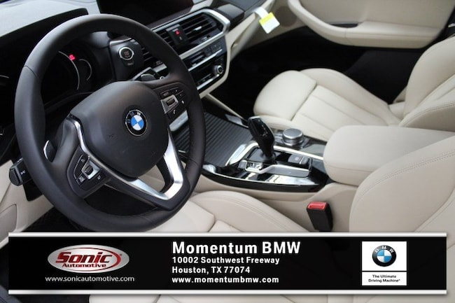 Used 2019 BMW X3 sDrive30i SAV for sale in Houston, TX