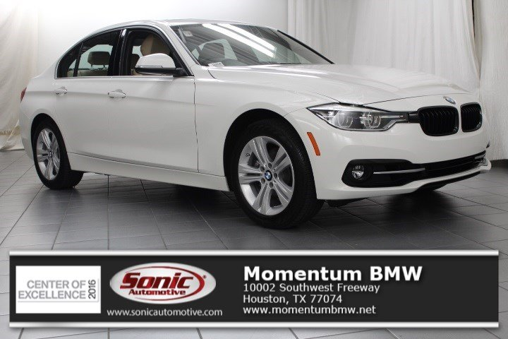 Special offer on a 2018 BMW 330i Sedan in Houston