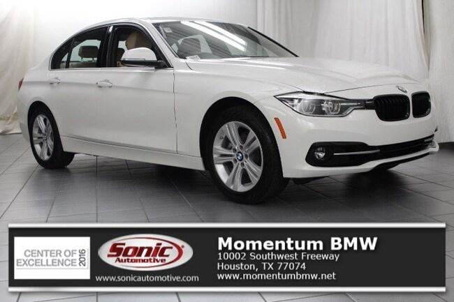 New 2018 BMW 330i Sedan in Houston