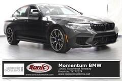 New 2019 BMW M5 Sedan for sale in Houston