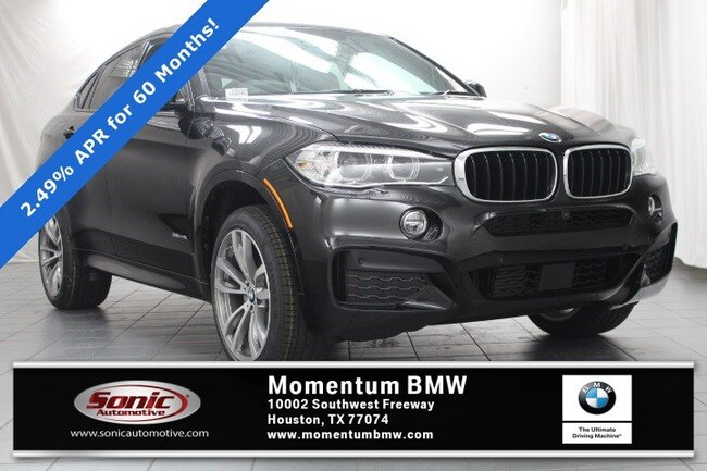 Used 2019 BMW X6 xDrive35i SAV in Houston