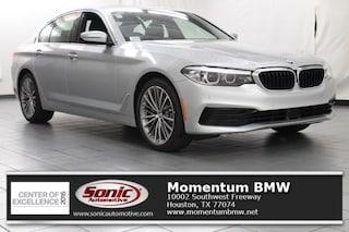 New 2019 BMW 540i Sedan in Houston