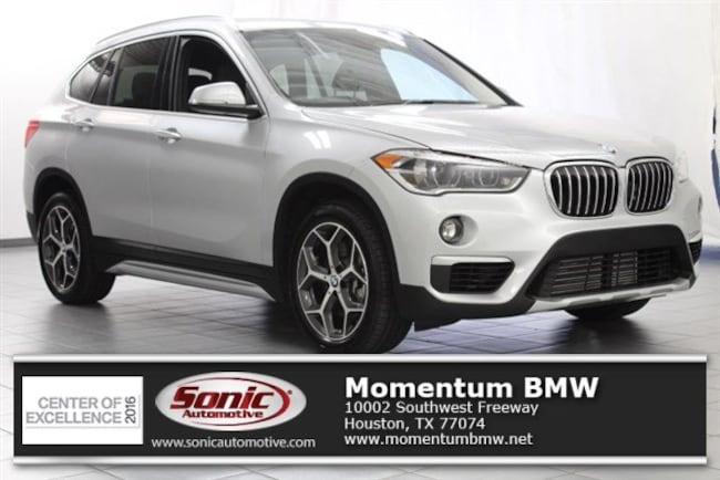 Used 2018 BMW X1 sDrive28i SAV in Houston