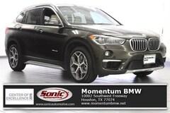 New 2017 BMW X1 sDrive28i SAV for sale in Houston